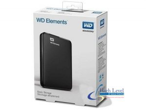 WD External Hard Disk 500gb