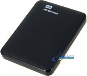 WD External USB Hard Disk