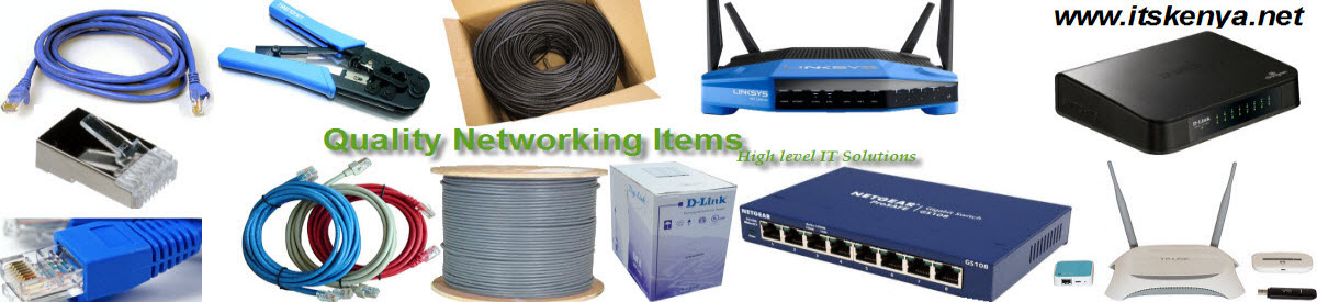 Computer Networking Items