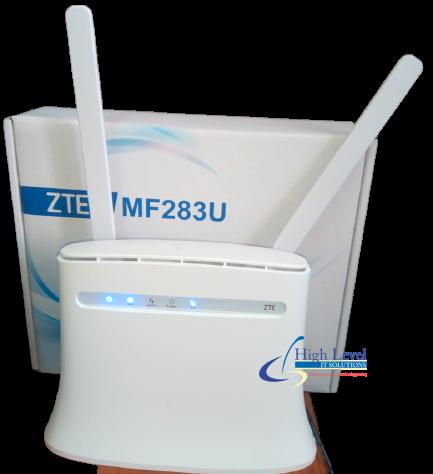 zte mf283 Wireless Router
