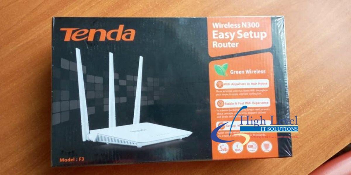 Tenda Wifi Router