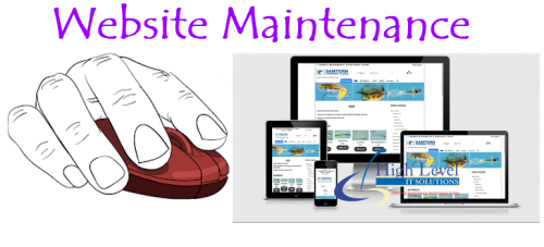 Web Maintenance Gold package